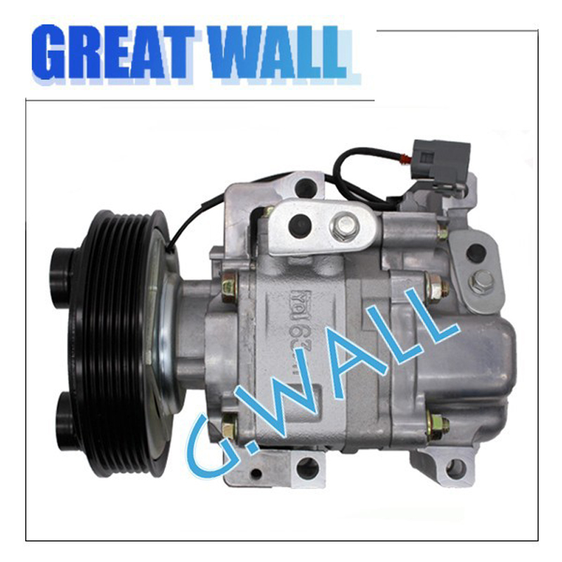 Gowe Air Conditioning Compressor For Car Mazda Cx 7 All: For Car Mazda 6 1.8l 2.0l 2.3l For Car Mazda 3 2006 2009 A