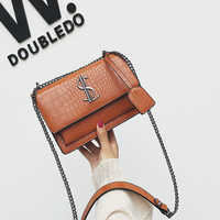 2019 Luxury Famous Brand Women Bags Designer Lady Classic Plaid Shoulder Crossbody Bags Leather Women Messenger handbags