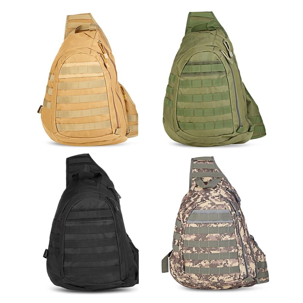 color Campeggio Impermeabile Caccia Sport Trekking Tracolla color Petto Sacchetto 2 Sling A 15l Di Del Molle color 3 Borse Militare 4 Zaino 1 Tactical Bag Borsa Color ZvawA1U