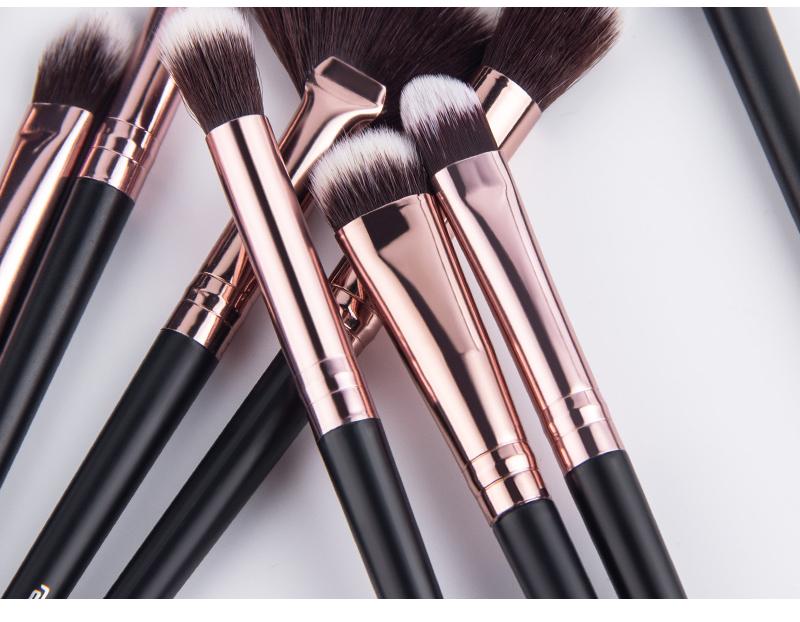 makeup brushes (5)