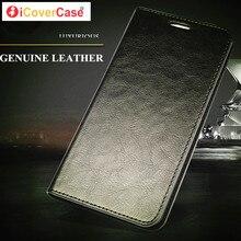 Роскошная натуральная кожа телефона чехол для Sony Xperia X XA XP Z3 Z5 компактный XZ Премиум M4 aqua бумажник карты флип стенд Мобильный Крышка