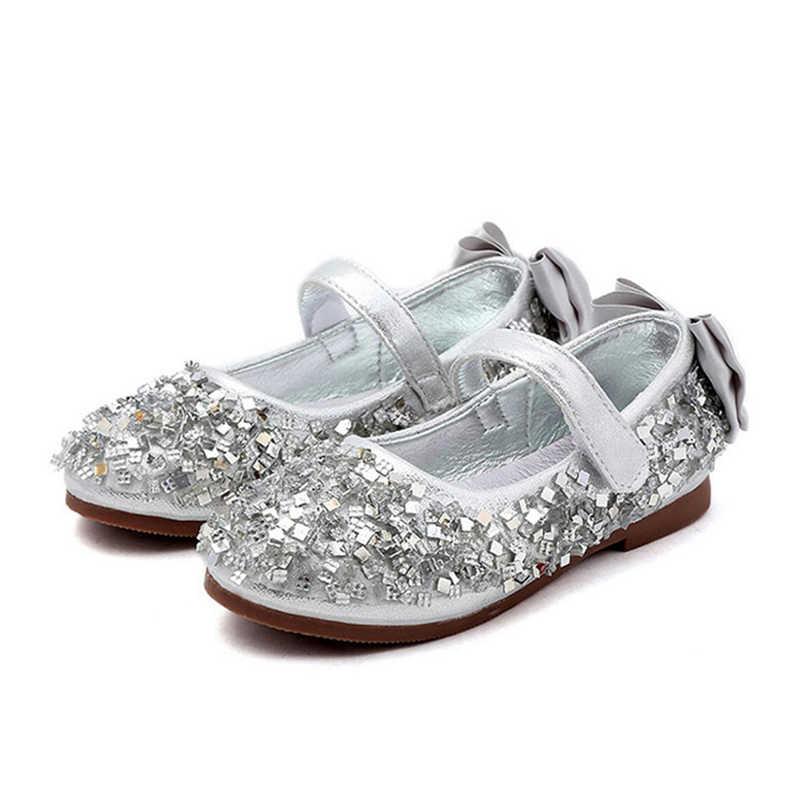 Teens Girls School Wedding Party Shoes