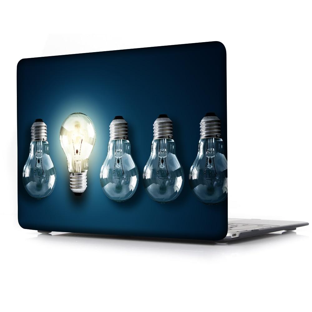 Redlai lambipirn mustri printimine Hard Covr kaitseümbris Apple - Sülearvutite tarvikud - Foto 4