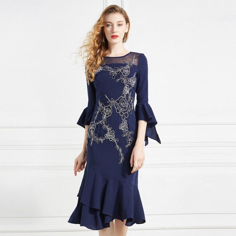 d19fc9d1ea1 Imprimer Robes De Lavande Violet Maille Élégante Nuit Femme Shein Midi Robe  marine Pixy Sirène Fiesta Lavande Moulante Bleu Parti dB7RwqdYx