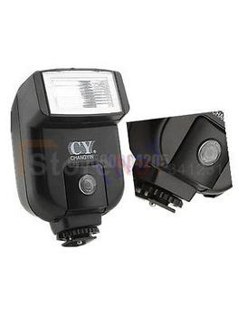 YINYAN CY-20 CY20 na gorącą stopkę światła z 2 5mm Port PC Sync dla Nik amp n D3300 D5300 D610 d7100 D5200 D3200 D90 D40 D80 D70 tanie i dobre opinie NIKON Canon harry good