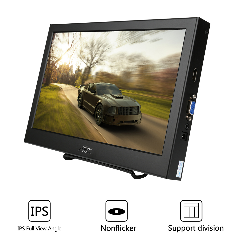 все цены на 11.6 Inch 1080P Portable Screen 1920X1080 HDMI VGA PS3 PS4 WiiU Xbox360 1080P Display Monitor онлайн