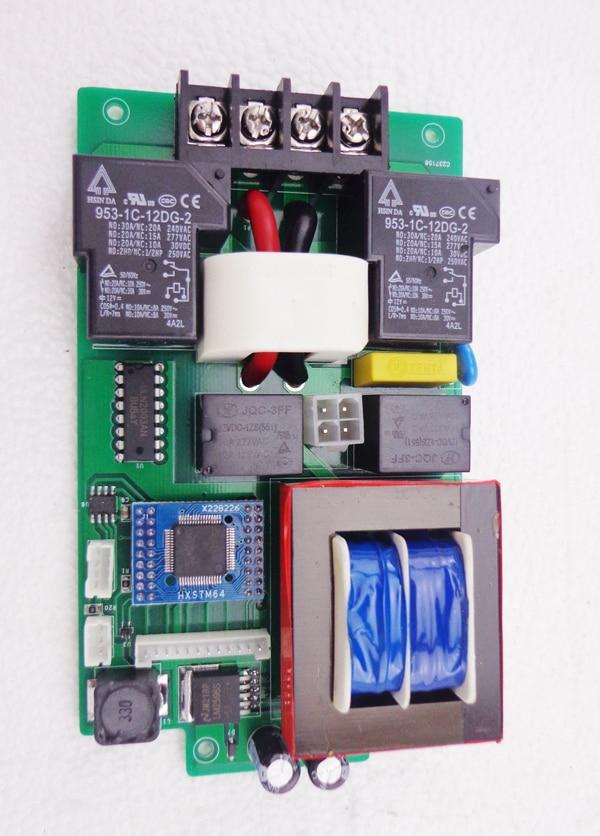 chips da estacao da bomba sp116 somente para eua canada ou japao 110 v 130 v