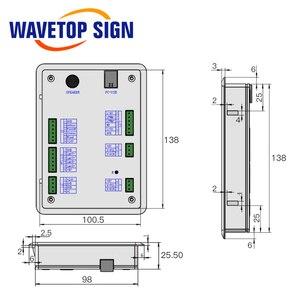 Image 3 - WaveTopSign Ruida RDC5121 Lite Phiên Bản Co2 Laser DSP Bộ Điều Khiển Cho Co2 Khắc Laser Và Cắt