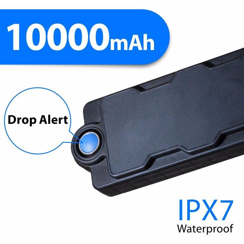 Rastreador Veicular Wifi GPS Tracker TK10 vízálló mágneses GPS - Autóelektronika