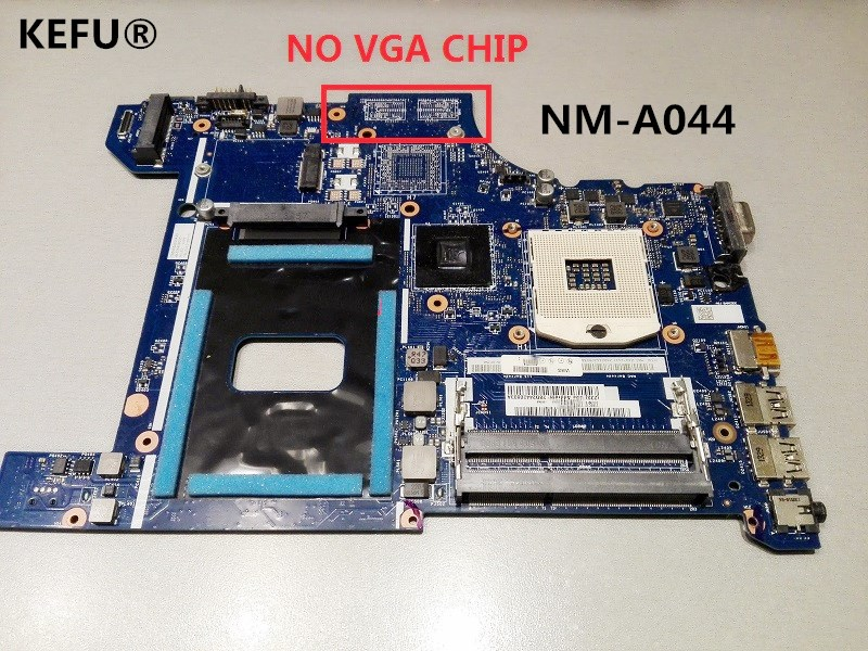 KEFU E531 laptop motherboard for lenovo NM A044 system board fully tested and working well
