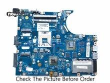 Материнская плата PANANNY для Lenovo Y550 Y550P, материнская плата для ноутбука, DDR3 HM55, только для I3 I5, протестирована