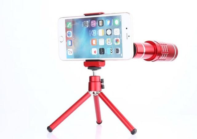 Teleskop fürs handy minolta fisheye universal hd handy