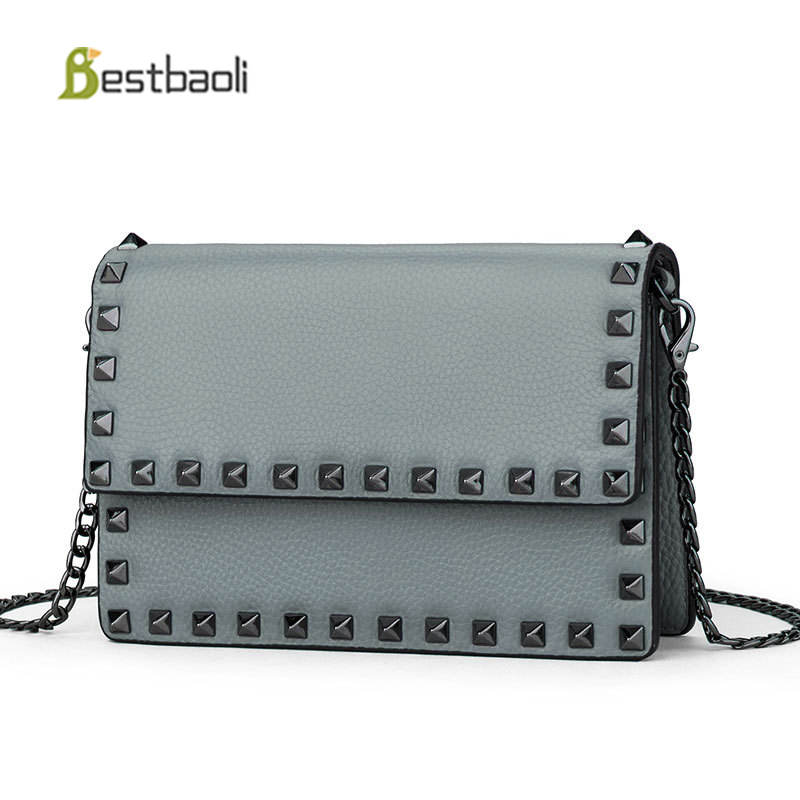 541762ac3d1 Bestbaoli Genuine Leather Women s Shoulder Bags Fashion Soft Designer  Handbags High Quality Ladies Messenger Bag Bolsas