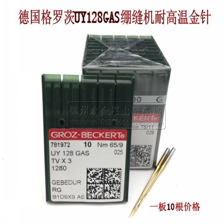 10 SCHMETZ 135X7 23//160 LOCKSTITCH NEEDLES 135X5 DPX5 R 134