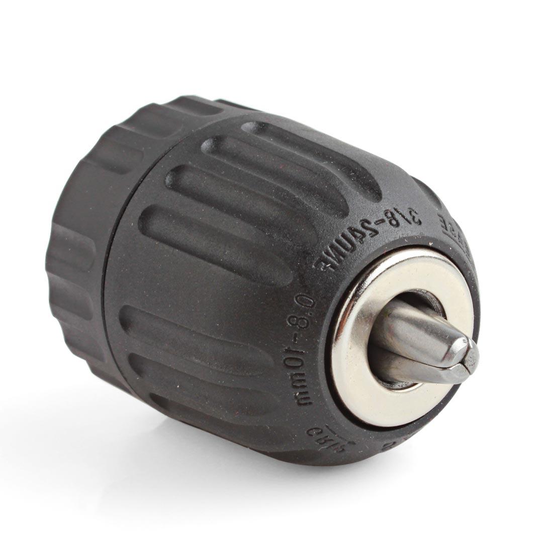 Chaude Sans Clé Mandrin Air/Électrique/Sans Fil 1/32-3/8 dans 24 UNF 0.8-10mm Rapide