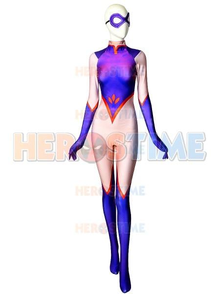 3D Printing Spandex MT Lady Mount Lady Costume My Hero Academia Cosplay Costume Custom Made