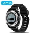 Lemse S928 Smart watch Heart Rate Tracker измерения Температуры GPS Спорт Восхождение Езды Перспективе расчет Фитнес Tracker Smartwatch