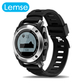 Lemse S928 Smart watch Heart Rate Tracker Temperature measure Sports GPS Climb Run Ride calculation Fitness Tracker Smartwatch