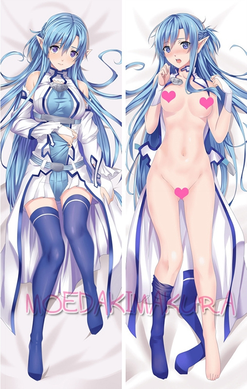 Sword Art Online Dakimakura ALO Asuna Yuuki Anime Hugging Body Pillow Case Cover - Moe store