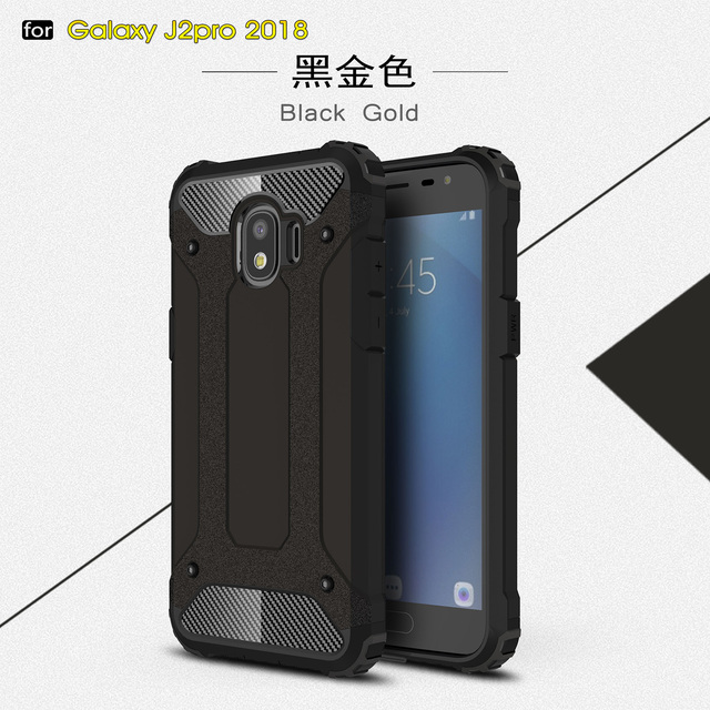 check out 6dd29 5ded8 US $4.99 |Case For Samsung Galaxy Grand Prime Pro Case Cover Galaxy J2Pro  2018 Coque Samsung Grand Prime Pro Hybrid Armor Case J2 pro 2018-in Fitted  ...