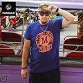 Мужчины футболка fashion2016summer бренд мужской одежды хип-хоп уличной Штамп Печати мужчины футболка с коротким рукавом свободные tee плюс размер 6XL