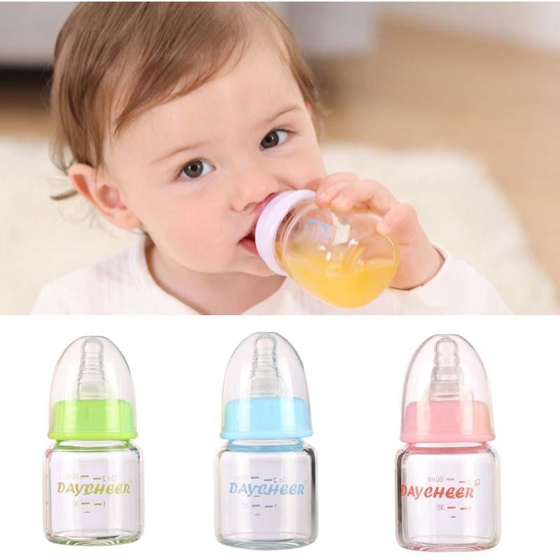 Oz Glass Baby Bottles