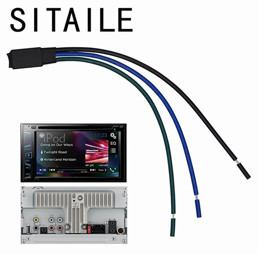 Car Head Unit Stereo Parking Brake Bypass Wire Fit Most PIONEER AVH-P DVH MVH