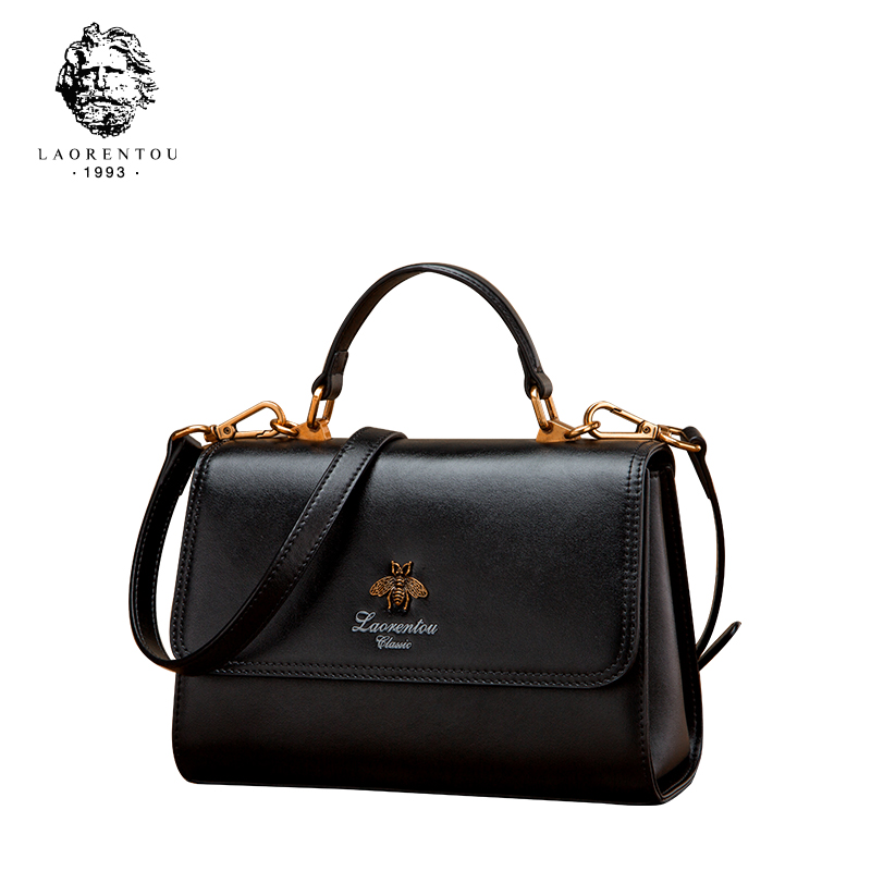 a55129ae77a Laorentou Women Shoulder Bag Female Casual Crossbody Bag Lady Handbags  Valentine s Day Gift Women Retro Fashion Shoulder Handbag