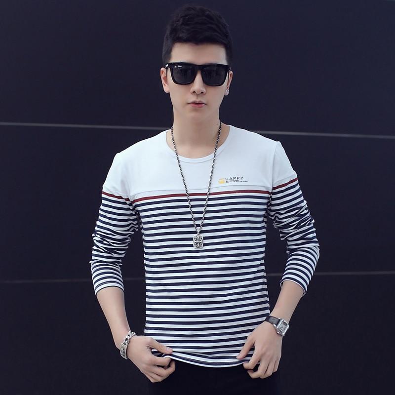 Buy Fashion Korean Slim Fit Mens T Shirt