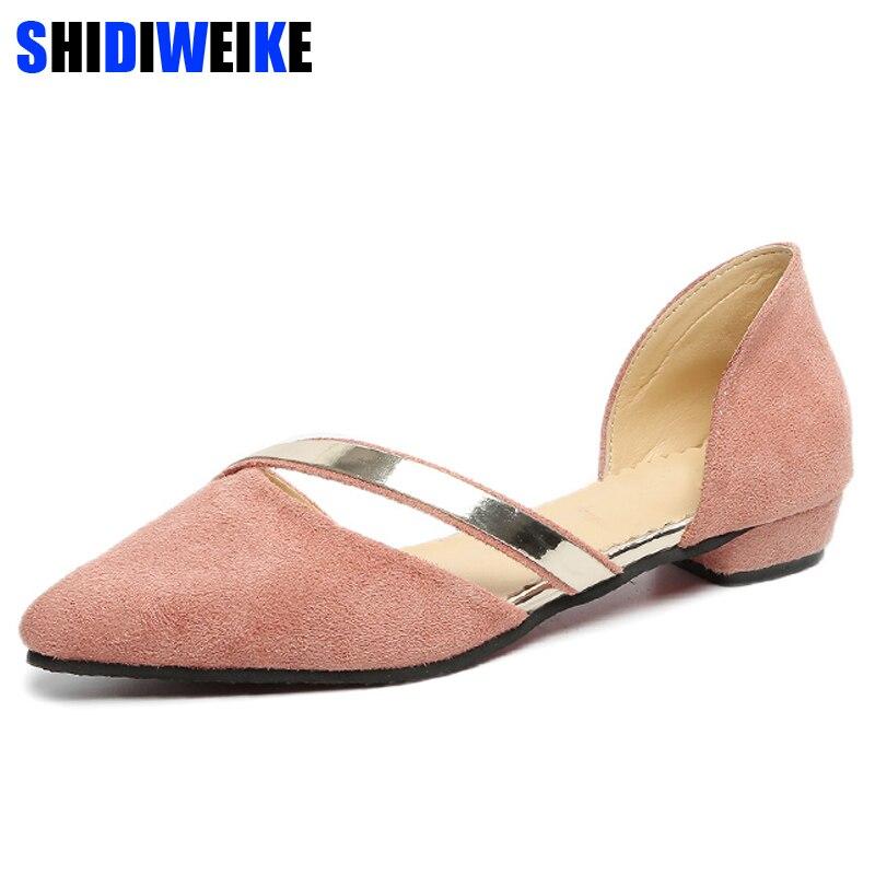 rose pu Paillettes Tendance Noir Shinning Ciel Plates Profonde Plat Femmes Des Bouche Glissement Suede Nouveau gris Sur Chaussures Mode Peu Faux TgwR6R