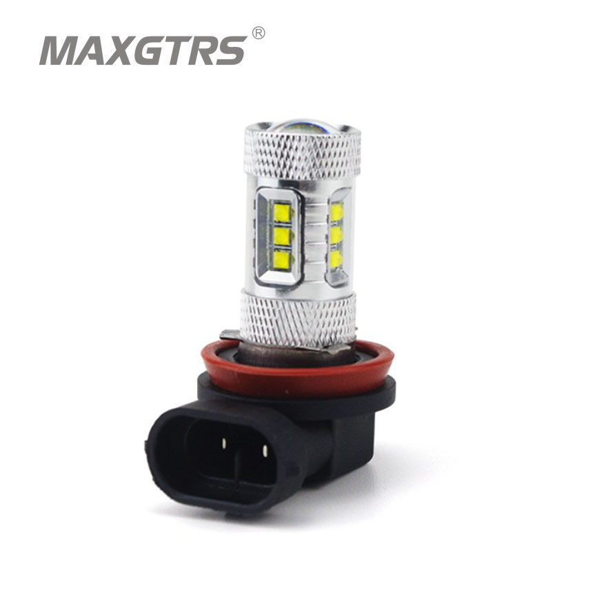 2x H8 H11 9005 9006 H16 CREE Chip LED White/Red/Yellow Car Fog Headlight Replacement Bulb DRL Auto Driving Daytime Running Light велосипед merida matts tfs 500 d 2013