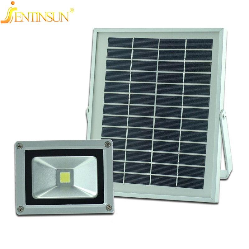 ФОТО 2016 Super Bright Outdoor Light 5W Solar Panel Solar Power High Power LED Spotlight Solar Panel LED Flood Security Garden Light