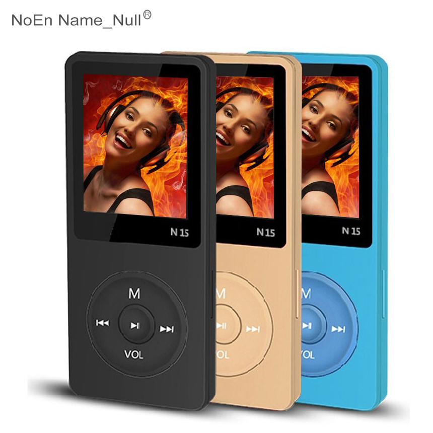 N15 8GB HIFI MP3 Player Mini Music FM Multifunction Digital with E Book Clock Sound Recorder