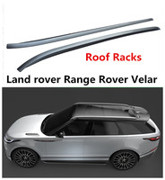 For Land rover Range Rover Velar 2017 2018 2019 2020 Roof Racks Luggage Rack High Quality Aluminium Alloy Car Accessories|Roof Racks & Boxes|   -