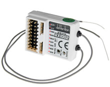 Walkera DEVO RX1002 Devention 10CH 2.4GHz White RC Receiver for Walkera Transmitter