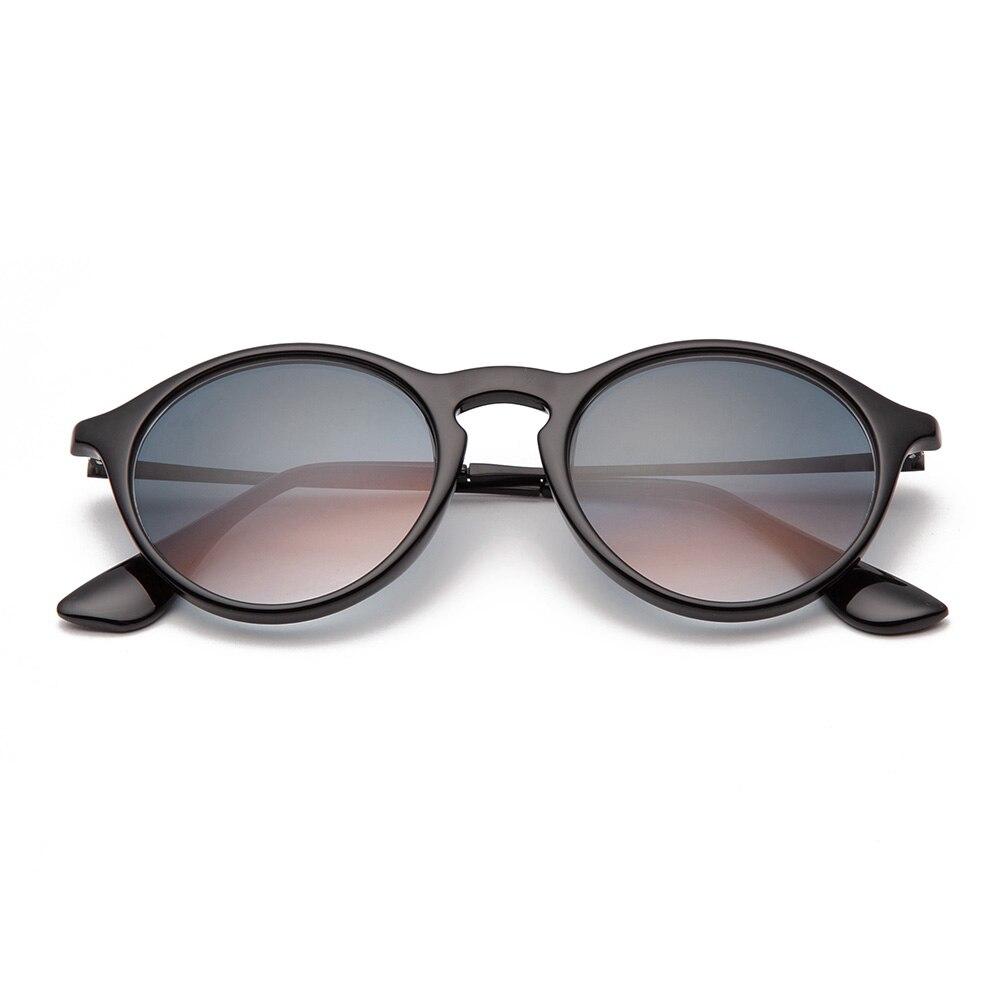 Bolo. ban 4243 EriKa 49mm lente de vidro espelho clássico óculos de sol redondos mulheres óculos de sol oculos de sol Gafas óculos adulto UV400