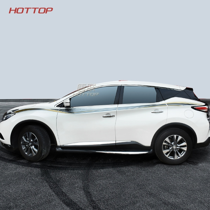 2017 Nissan Murano Exterior: FIT For Nissan Murano 2016 2017 2018 Car Color Sticker And