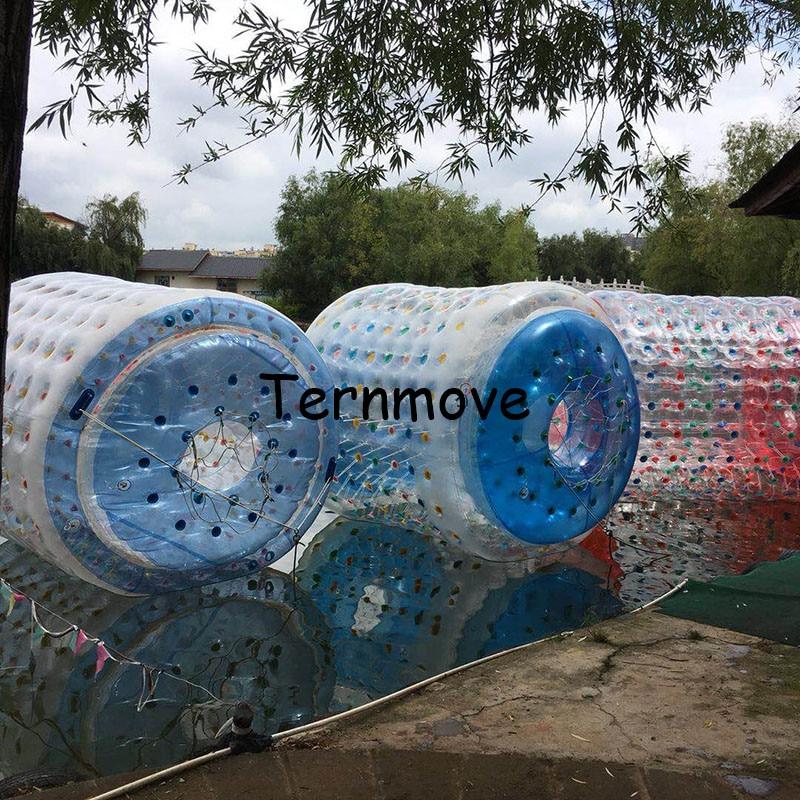 Rueda de bola de rodillo de agua para adultos o niños envío gratis rodillos inflables agua humana Zorb