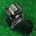 15 pçs/lote Com caixa de resíduos de fibra de Alta Precisão Cutelo Fibra Óptica Conector FC-6S Optical Fiber Cleaver, Usado em FTTH