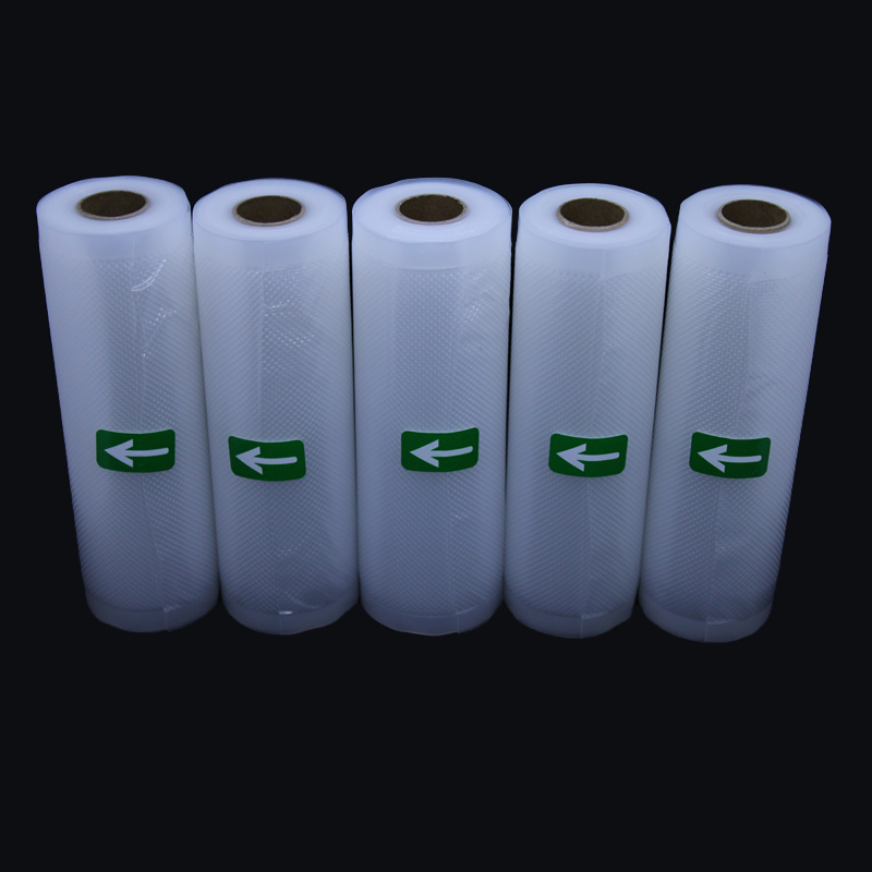 Kitchen Food Vacuum Storage Bags 12/15/17/20/25/28cm*500cm For Vacuum Packing Sealer 5 Rolls/Lot