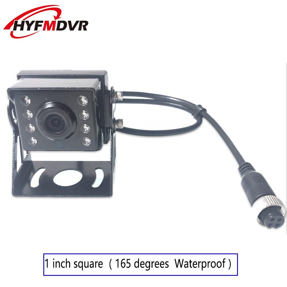 Truck / Commercial Car Reversing Image Sony AHD Digital 1080 Waterproof Shockproof HD Night Vision Universal 12V Car Camera