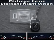 1080P Trajectory Tracks Fisheye LensCar Rear view Camera ForMazda 323 2003~2012 Allegro Familia Premacy Reverse