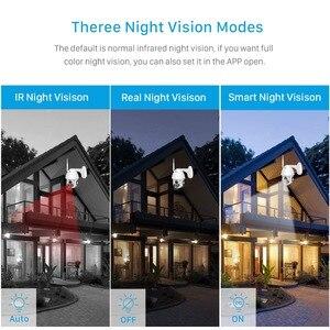 BESDER 1080P HD IP камера сигнализация Push открытый Wifi камера Аудио автоматическое отслеживание ИК Ночное Видение CCTV камера безопасности Облачное х...