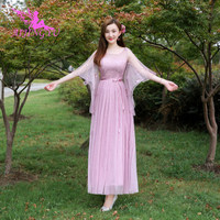 2018 fashion wedding guest party prom dress bridesmaid dresses BN723