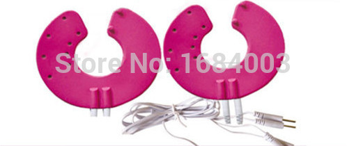 Adult Games Electrode Breast Massage Pads For Muscle Firmer Massager With Connect Cable