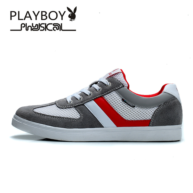 Trendy Breathable Lace-up Casual Shoes for Men free shipping 100% guaranteed GTQdNqUb3