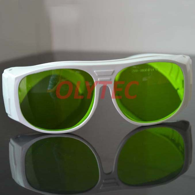 Laser safety eyewear for 800-1100nm IR L4 CE  808nm 980nm 1064nm lasers laser head owx8060 owy8075 onp8170