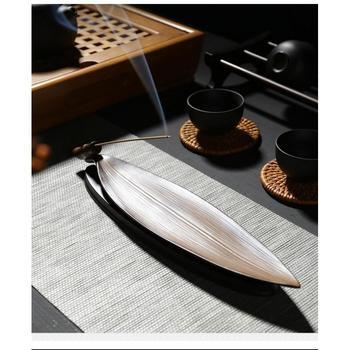 Bougeoirs En Céramique | Brûleur D'encens Cône D'encens Porte-bâtons Traditionnel En Céramique Inséré Brûleur D'encens Siège En Porcelaine Décor à La Maison Reflux Encensoir