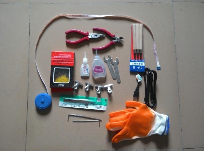 ФОТО wholes 3D printer tools, 15pcs of different tools