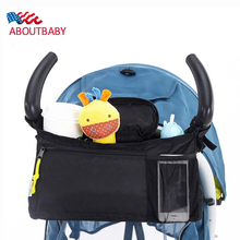 Stroller Hanging Bag Hot Sale Baby Stroller Accessories Universal Tray Hanging Bag Outdoor Activities Necessary Storage Bag